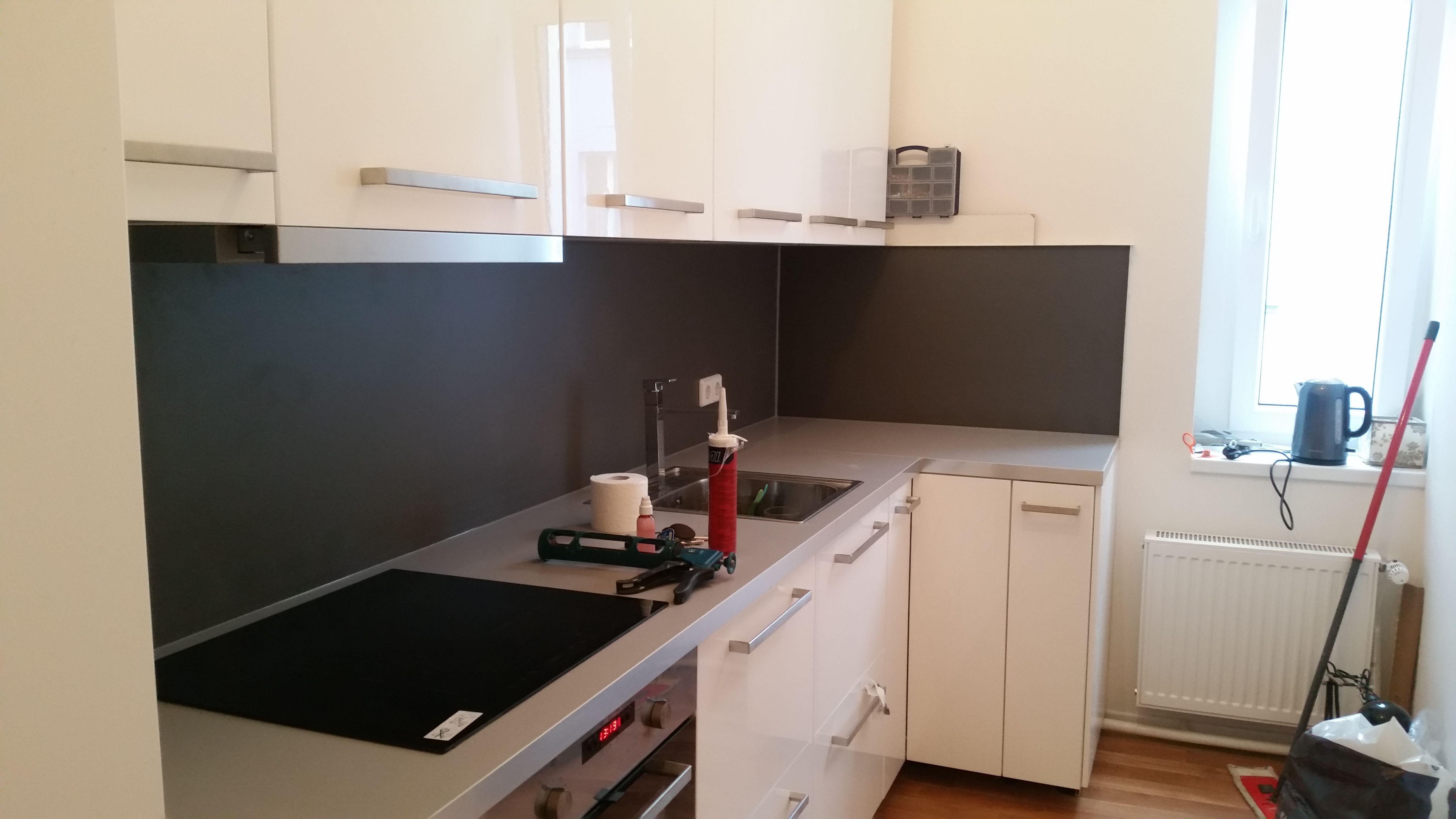 Montage einer IKEA-Küche